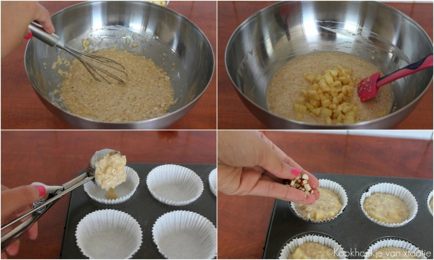 Havermout muffins1